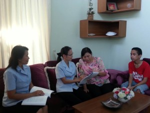 Family Nursing in Action: Thailand