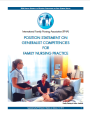 IFNA Position Statement On Generalist Competencies For Family Nursing Practice