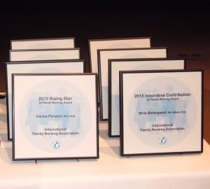 2015 IFNA Award Lithographs