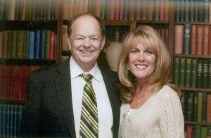 Glen and Becky Taylor